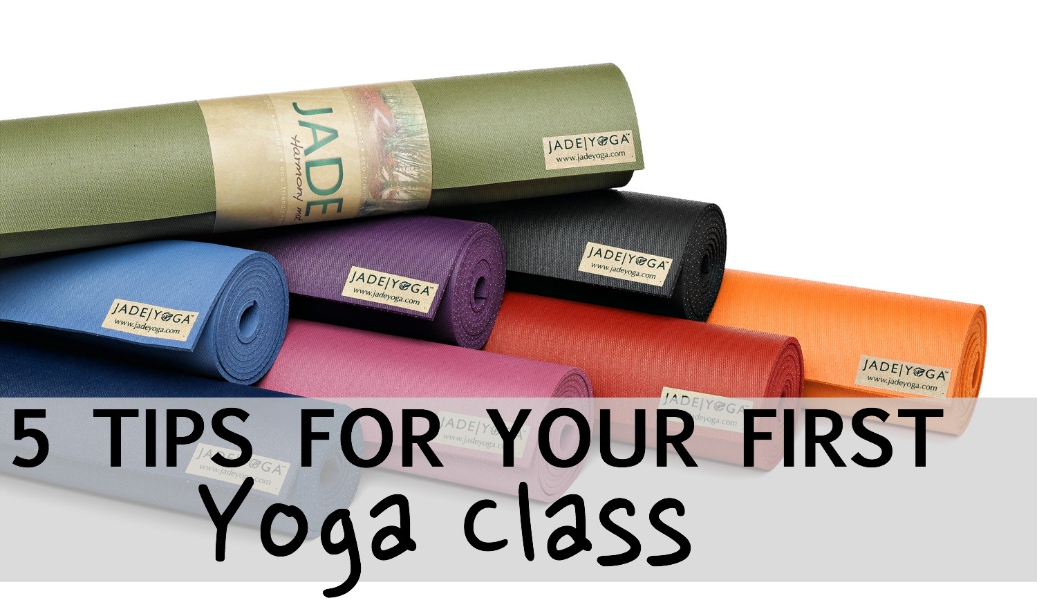 5 Tips for your first yoga class