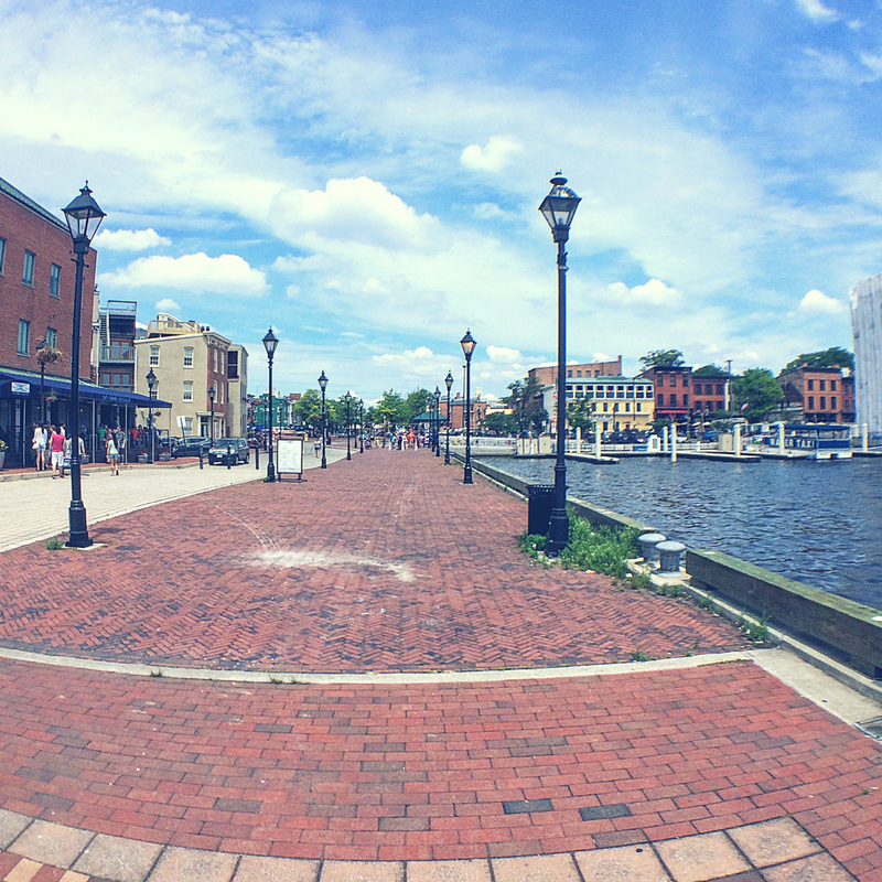 what to do in the inner harbor baltimore for a weekend