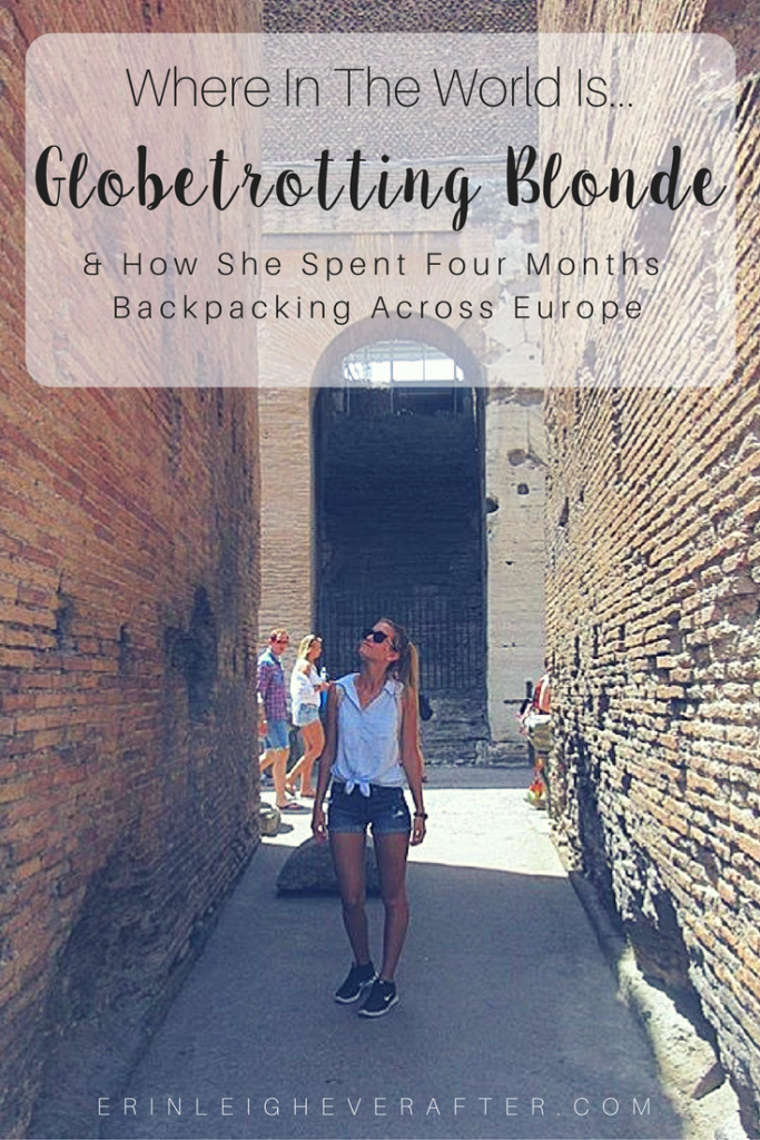 Travel Tips - Globetrotting Blonde