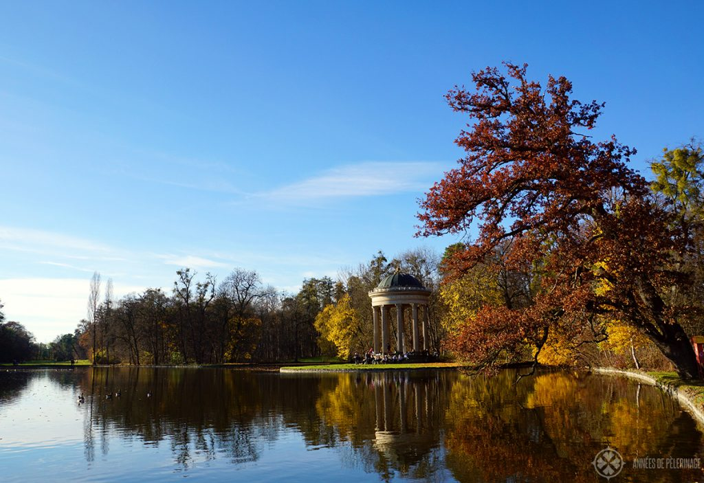 munich germany places to visit in autumn