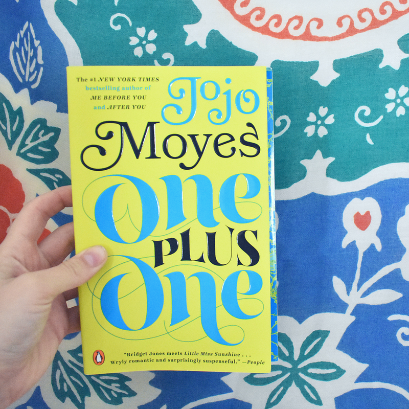 It All Adds Up: 'One Plus One' by JoJo Moyes