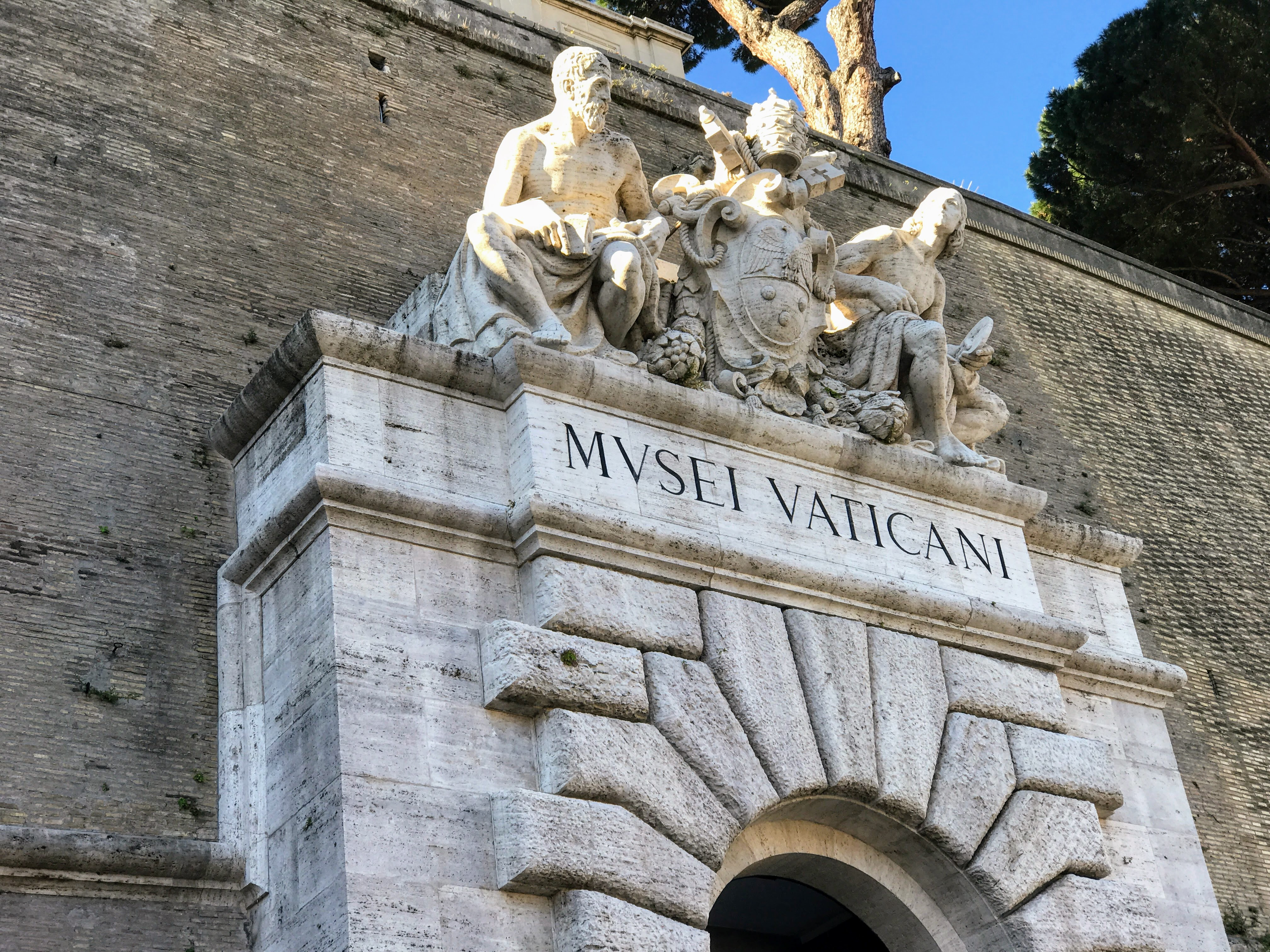 Historical Highlights of Rome - vatican museum
