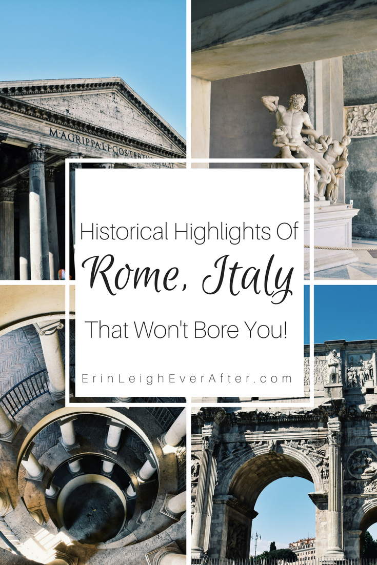 Historical Highlights of Rome
