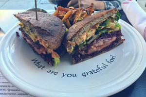 Brunch Series: Café Gratitude in San Diego