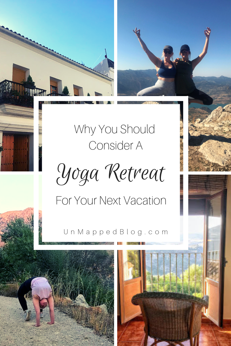 Why A Yoga Retreat Is The Vacation You Need